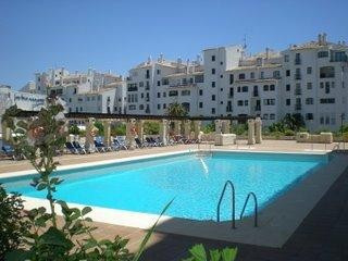 3 bedroom apartment located in closed complex located in the heart of Puerto Banus. A few mtr. From ,Spain