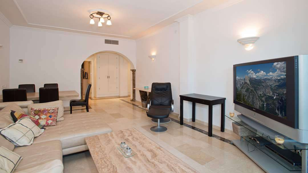 ..  Just Reduced from 495.000 to 465.000 euro  Excellent 2 bedroom large reformed  apartment in a fr,Spain