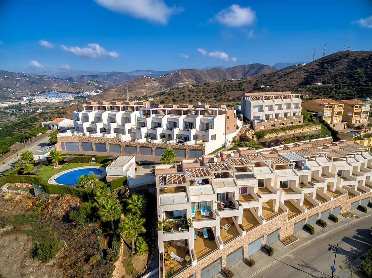 BALCONES DEL MEDITERRANEO   ONLY 2 HOUSES REMAINING FOR SALE!   Spectacularly located, exclusive, ga,Spain