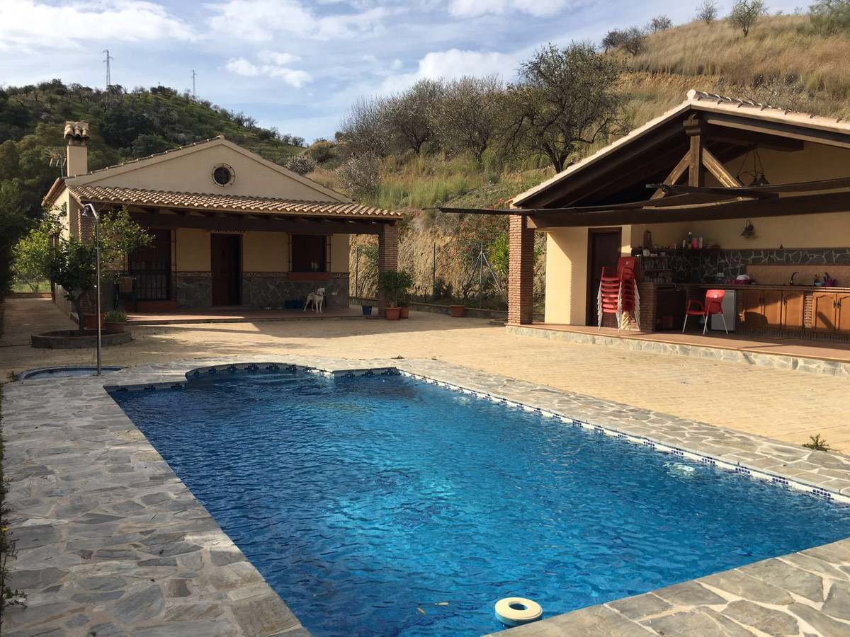 CHARMING 3 BED FINCA - COIN This is an increasing rare opportunity to own a beautiful 3 bed finca wi, Spain
