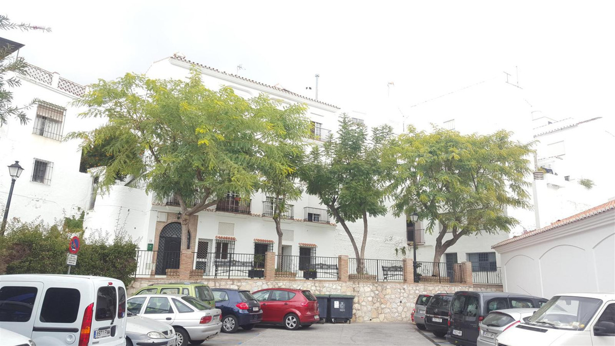 A top floor apartment with panoramic views in the centre of Mijas Pueblo overlooking a picturesque s,Spain
