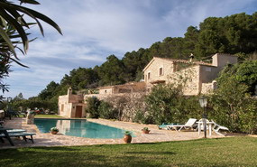 """Property is a very """"special"""" because it is located on a mountain with idyllic landscapes a,Spain"""