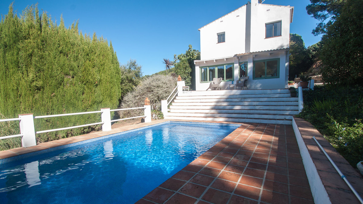 This is a large country house, with some lovely rustic features, set in one of the most desirable ru,Spain