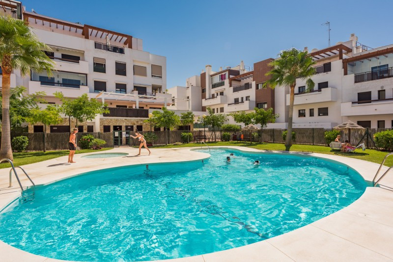 ***RESERVED ON 17/10/2017*** Ground Floor Apartment for sale in Cala de Mijas, Mijas Costa, with 3 b,Spain
