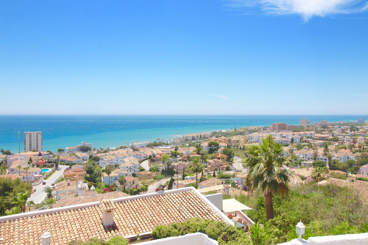 ***** OPPORTUNITY- STUDIO APARTMENT WITH INCREDIBLE SEA VIEWS *****  The property has 20 m2 of terra, Spain