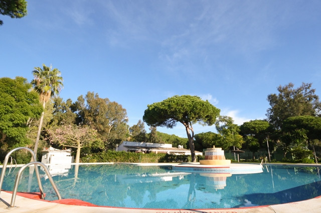 Charming bungalow in the lovely urbanization in Elviria, east Marbella. The property has been recent,Spain