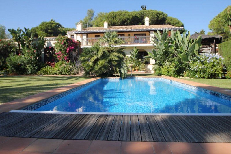 Stunning Andalucian Cortijo For Sale in Mijas Costa, a tastefully renovated, well-designed home perf, Spain