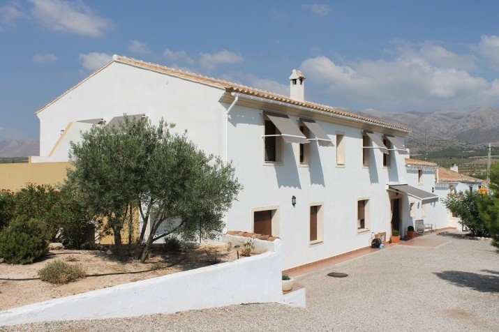 "B & B to take over in North Almeria and still "" up and running "" .  The property is lo, Spain"