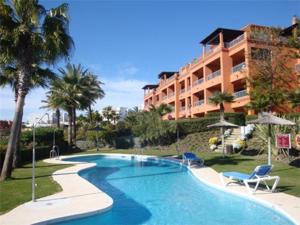 Beautiful apartment in a unique area, Los Flamingos. The apartment has unbeatable views, panoramic g, Spain