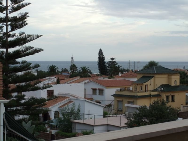 Marvellous luxury Chalet in a quiet area, near to the beach and with fantastic sea views, partly fur, Spain
