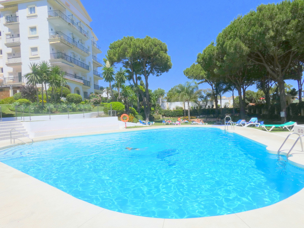 Superb Apartment in Puerto Banus With 3 bedrooms 3 bathrooms  It has a terrace that wraps around the,Spain