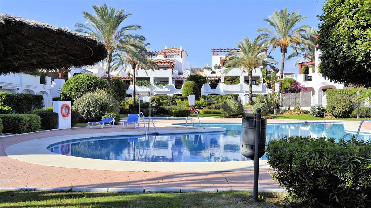 This 3 bedroom 1st floor apartment is for sale in the complex which is known for its prime location ,Spain