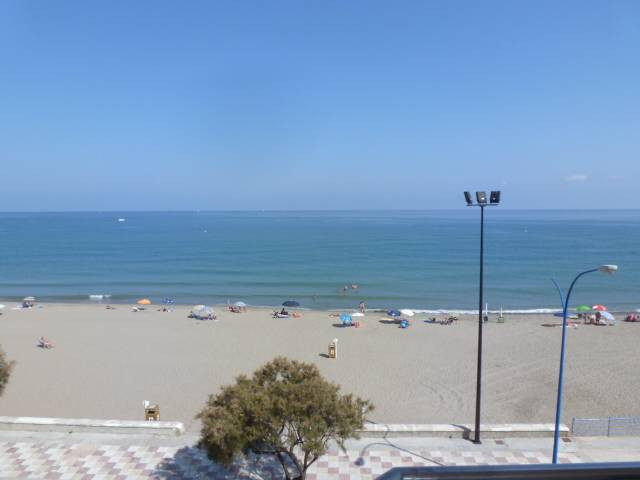 1 bedroom apartment in first line beach in Carvajal area, with partials sea views.  Top Floor Apartm,Spain