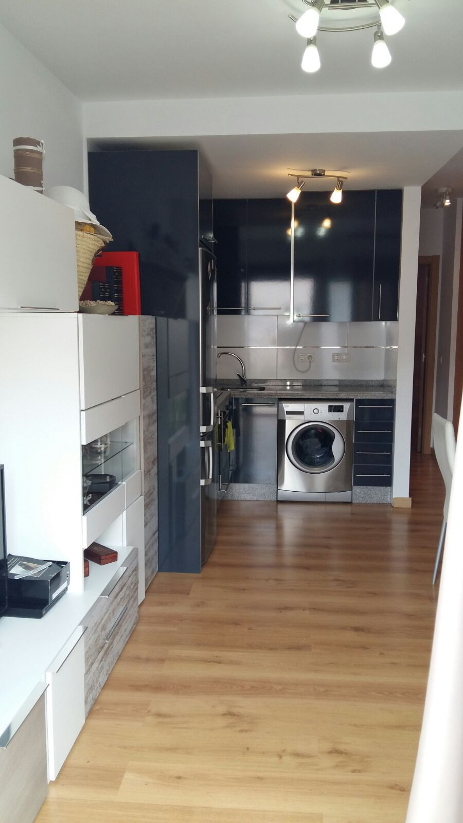 Great apartment, very bright, ideal for a young couple, to start a life together. The block consistsSpain