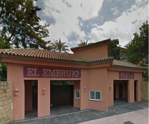 PARKING SPACE IN PUERTO BANUS:  EMBRUJO BANUS COMPLEX PARKING SPACE IN PUERTO BANUS:  EMBRUJO BANUS ,Spain