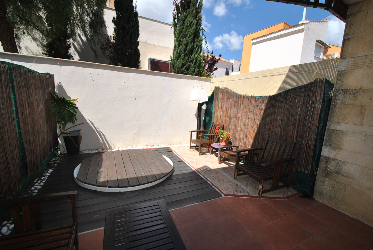 A spacious townhouse in a popular development in Mijas Costa, offered for sale fully furnished.  The,Spain