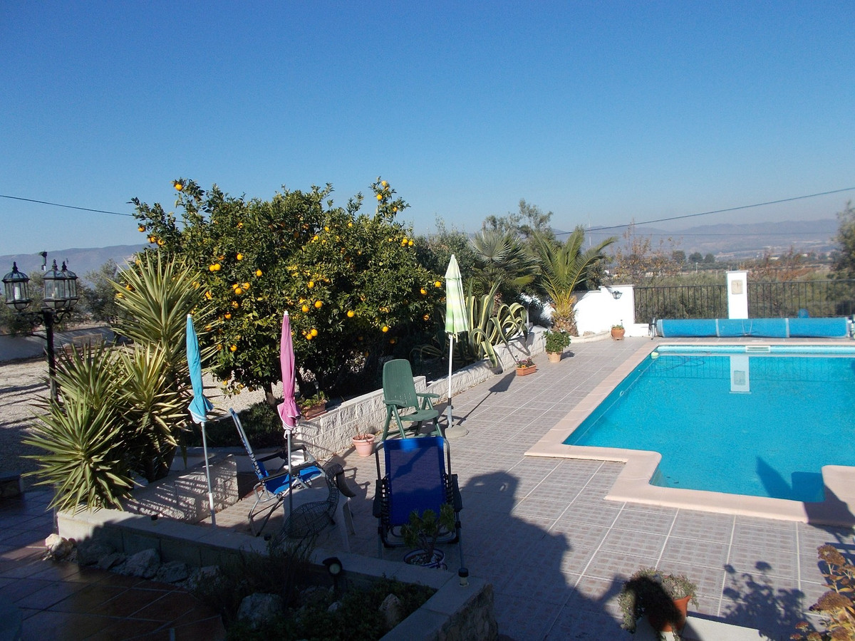 Close to Ontinyent this country house has excellent views and good access. Modern lounge with build ,Spain