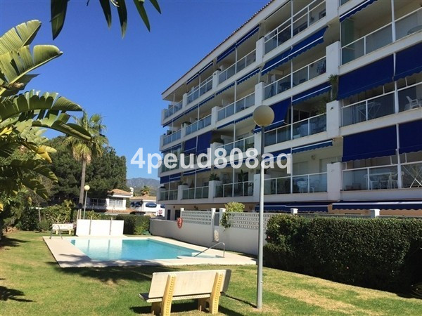 Southwest facing beachside top floor 2 bedroom apartment converted into a one bedroom giving extra d,Spain