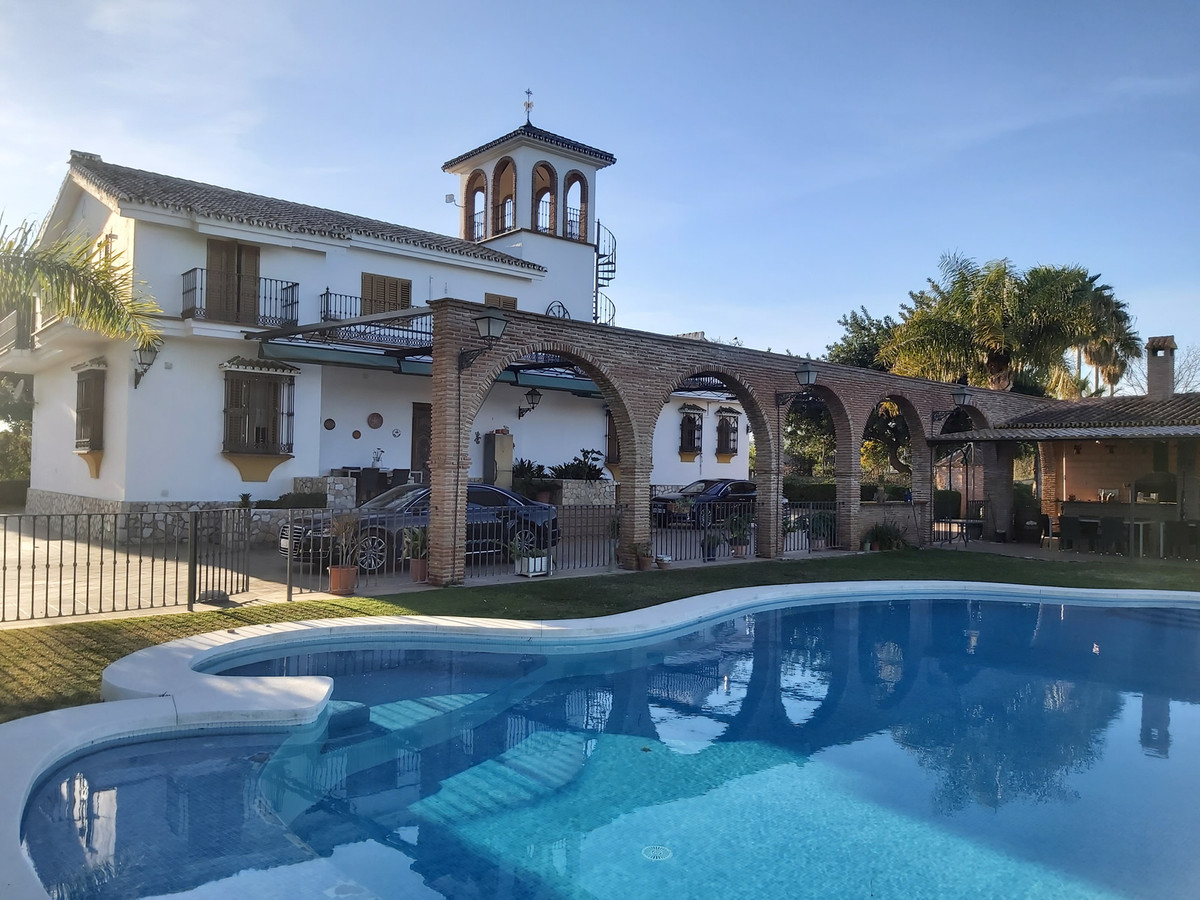Beautiful Country Cortijo close to the popular town of Coin and within 20 mins drive of Malaga airpo, Spain