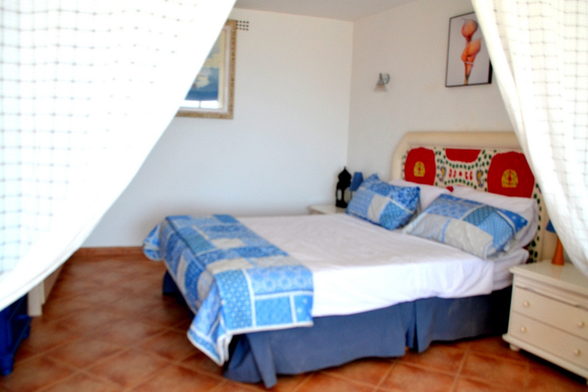 Nice apartment on first line of beach, renovated, bright and fabulous views to the sea and the Marin, Spain