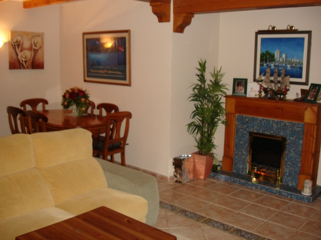 Sold Fantastic ground floor of 110m2., In Son Caliu fully furnished, featuring huge living room with,Spain