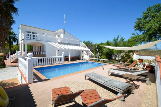 OPPORTUNITY! IDEAL FOR BED & BREAKFAST!!  Finca with 4 self-catering accommodation and 2 swimmin,Spain