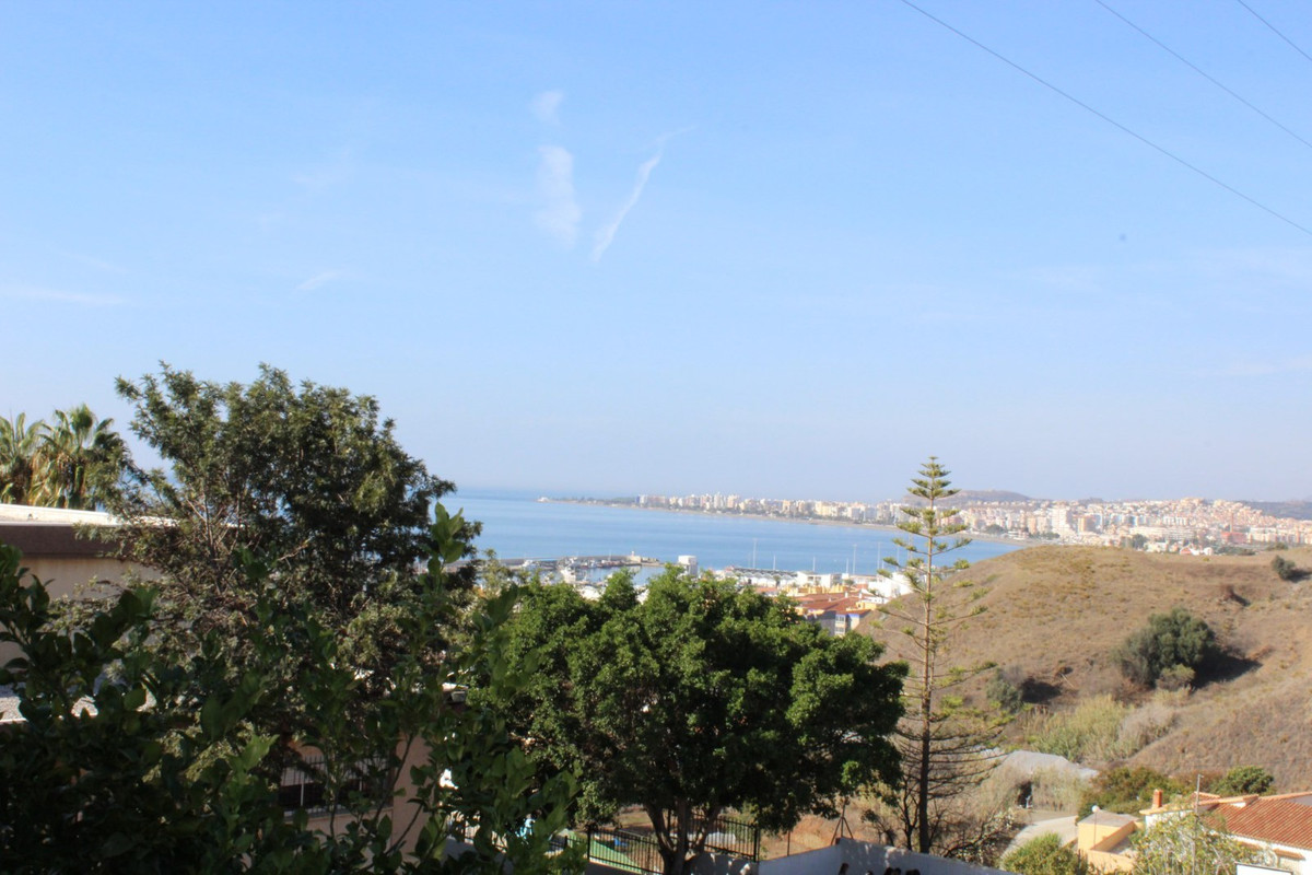 The House is in a residential area in caleta de Velez, offering beautiful views to the sea and the m, Spain