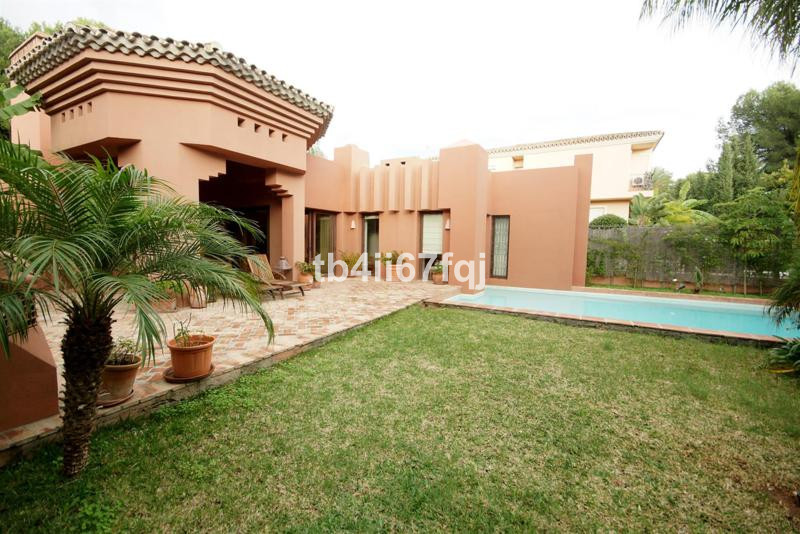 This spacious luxury villa is situated close to the world reknown Puerto Banus with ist offerings of,Spain