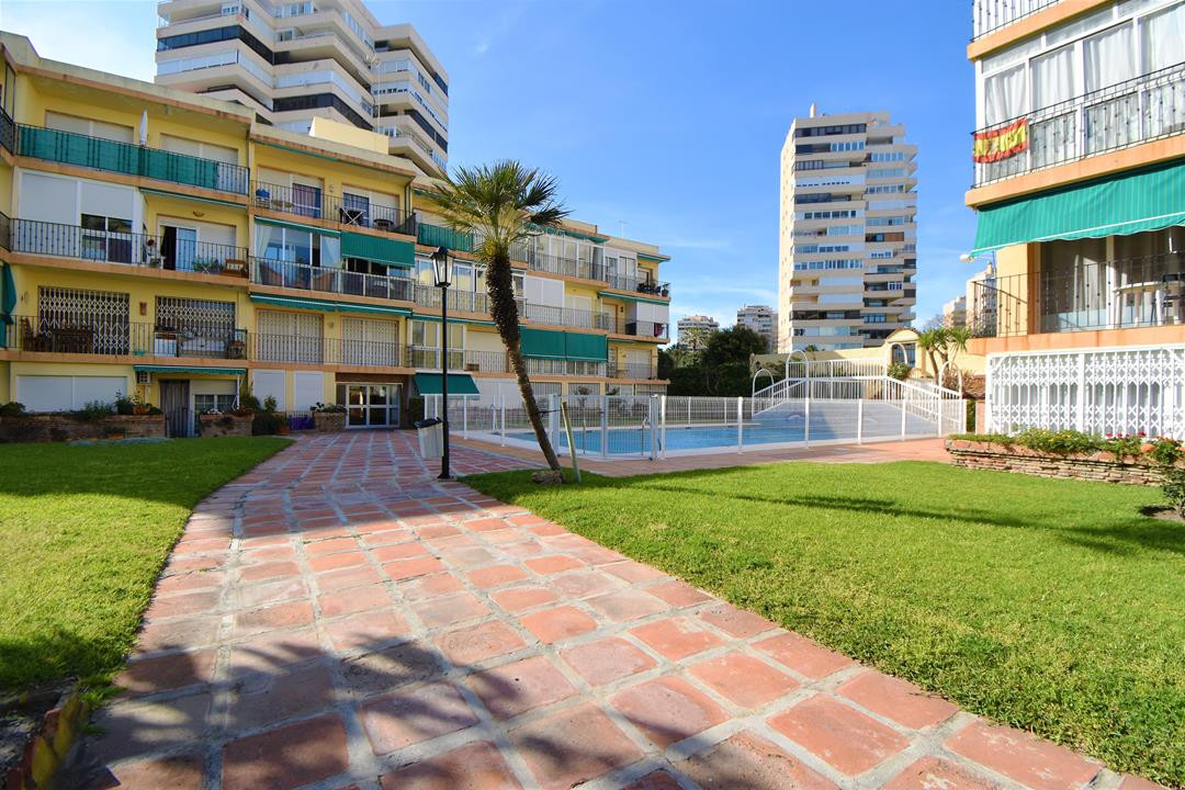 Ground Floor Apartment, Torremolinos, Costa del Sol. 1 Bedroom, 1 Bathroom, Built 45 m², Terrace 4 m, Spain