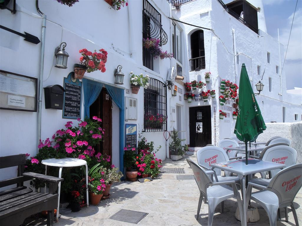 For sale one of the oldest and most authentic freehold bars in Mojacar, trading since the 60's t, Spain