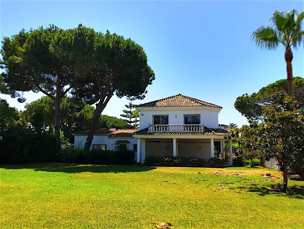 This is a villa in an excellent location but the property either needs to be completely reformed or ,Spain