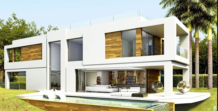 A fantastic development of bespoke villas in Estepona is planned and with an estimated completion da, Spain