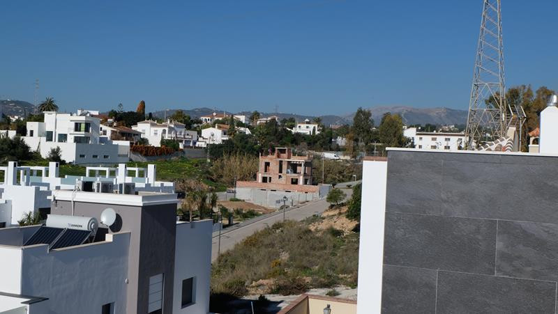 New construction in the Exotica area of Nerja. Independent house with private pool and panoramic vie,Spain