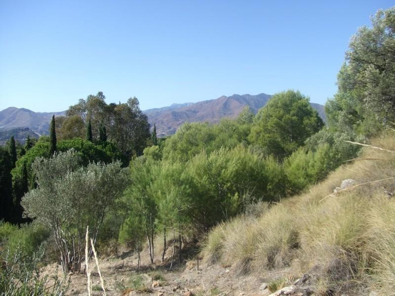 This land of 30 000 m2 gives you the opportunity to create your own paradis in Costa del Sol. In the,Spain