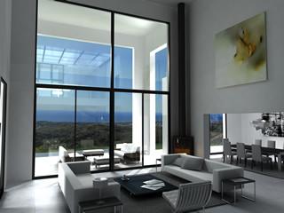 Villa - Detached, La Mairena, Costa del Sol. 4 Bedrooms, 4 Bathrooms, Built 627 m², Terrace 127 m², ,Spain
