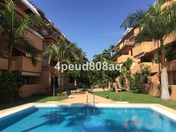 East facing beachside duplex penthouse set within 50m from the water front & #Hipopotamosbeach, ,Spain