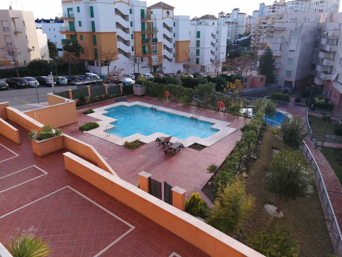 Very nice and charming 50 sq.m. apartment in the center of Estepona close to the Marina.  One bedroo, Spain