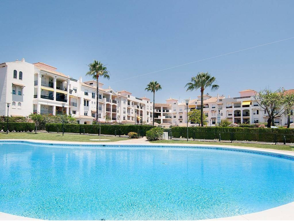 Beachside ground floor apartment for sale at San Pedro Alcantara, Costa del Sol. In perfect conditio, Spain