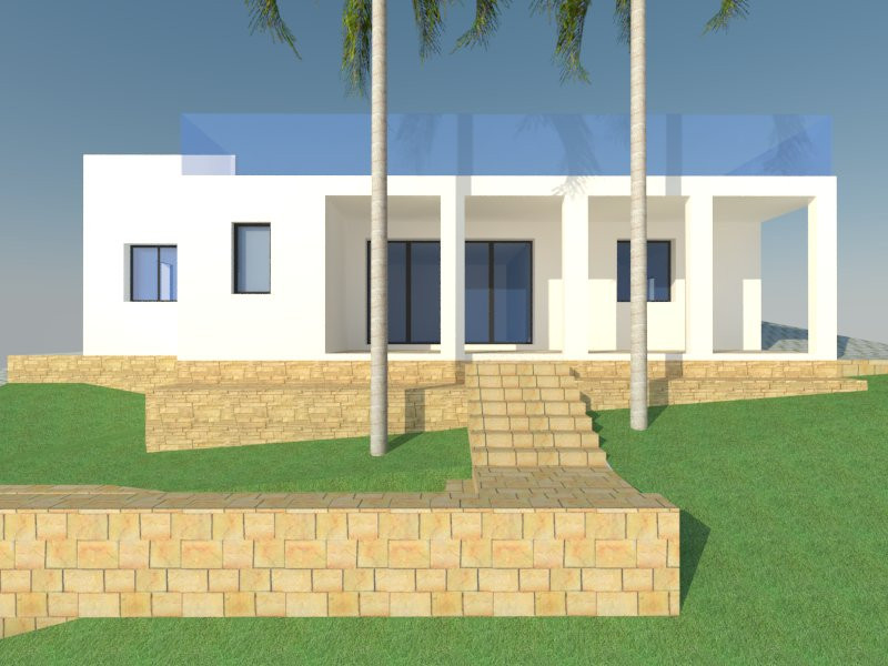 Exceptional opportunity for investors. Building plot not sectorized residential (according to adapta,Spain
