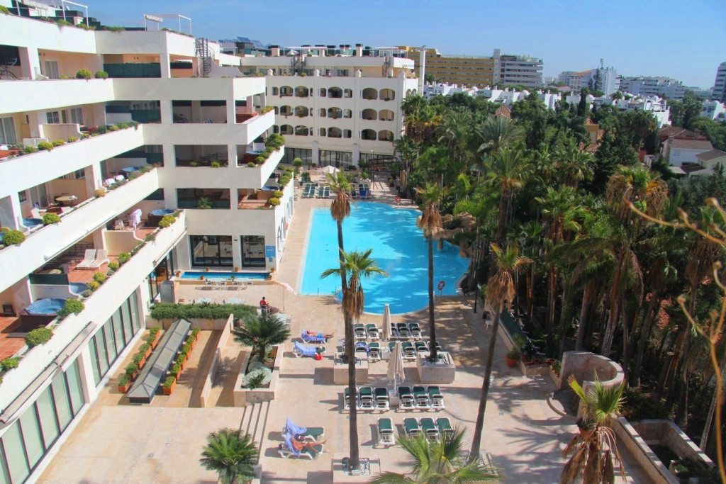 LUXURIOUS BANK REPOSSESSED PENTHOUSE IN HOTEL GUADALPIN MARBELLA, IN CENTRE TOWN. A LIVELY AREA AND , Spain
