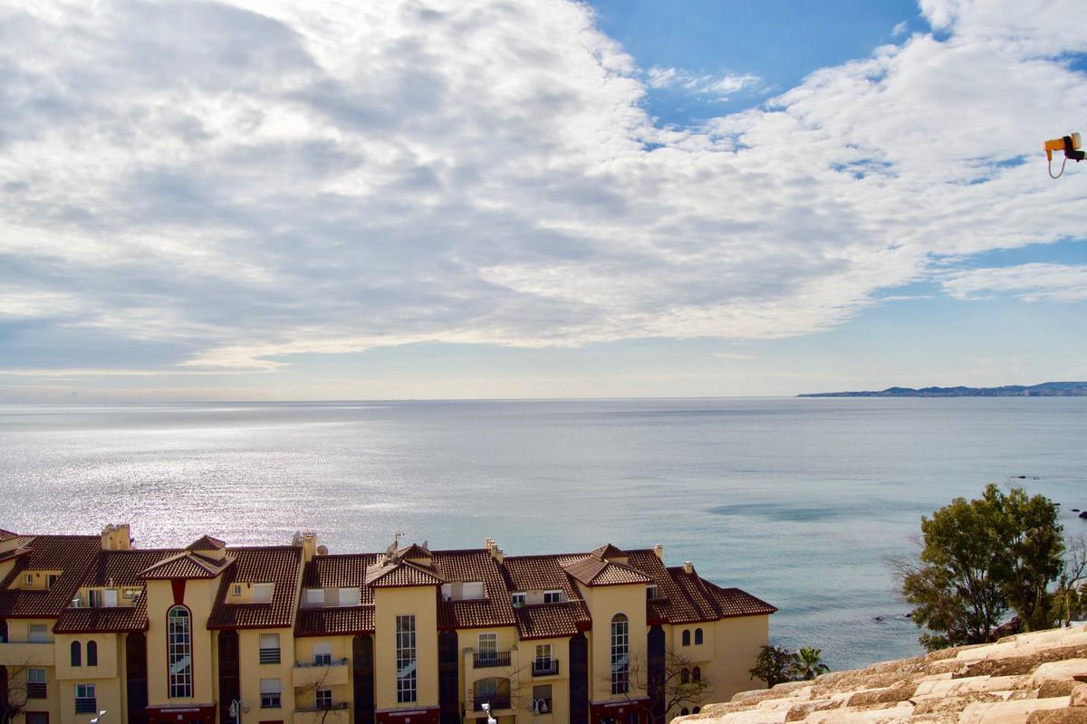Penthouse, Torrequebrada, Costa del Sol. 3 Bedrooms, 3 Bathrooms, Built 179 m², Terrace 89 m².  Sett,Spain
