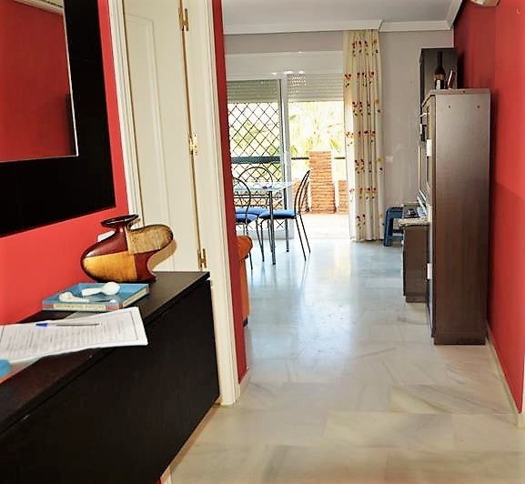 Beachside in the Benalmadena area close to amenities and local transport links.  A 3 bedroom apartme,Spain