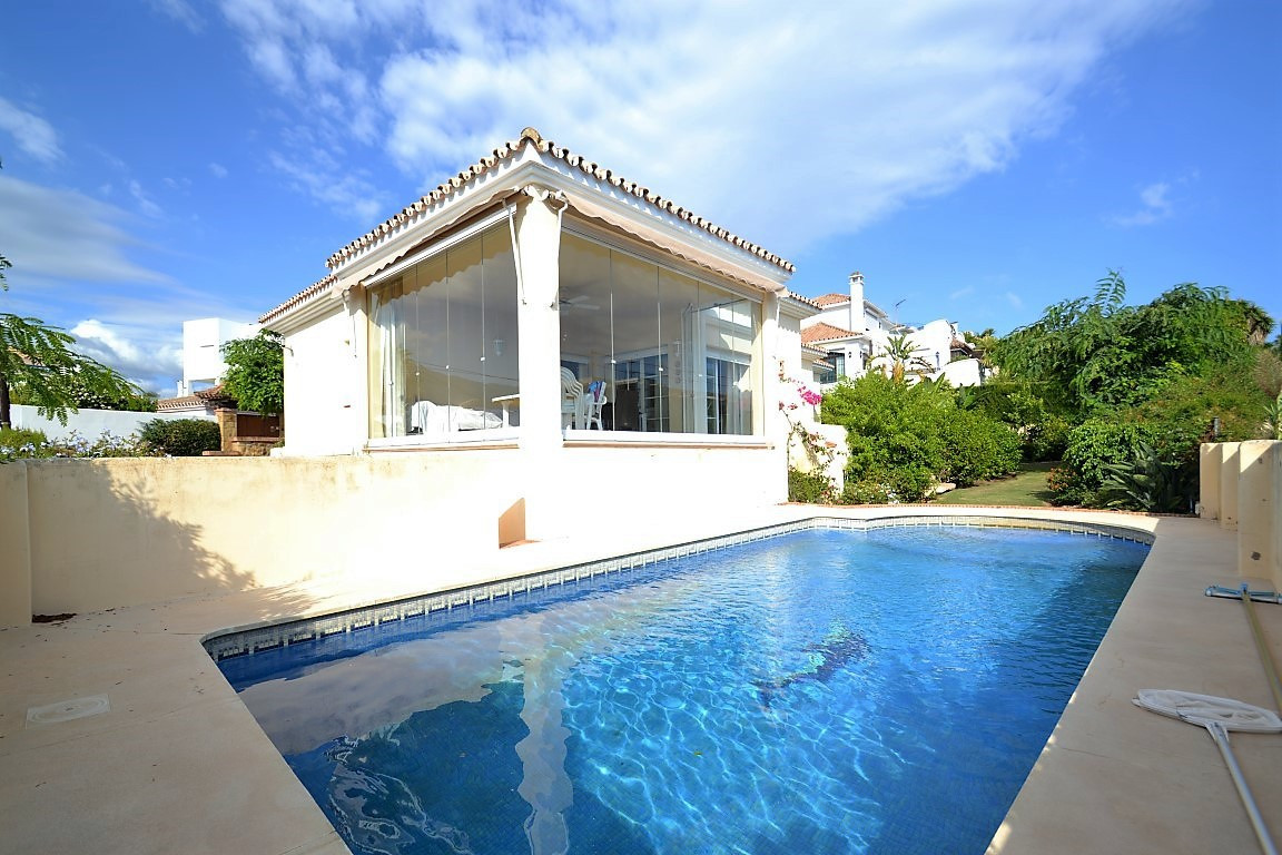 NOT AVAILABLE UNTIL NOVEMBER   SEGHERS / ESTEPONA: Magnificent south facing villa very close to the ,Spain