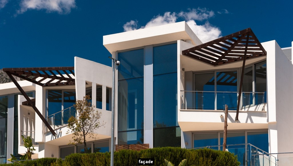 Fantastic contemporary townhouses with marvellous views, located within one of Marbella´s most exclu,Spain