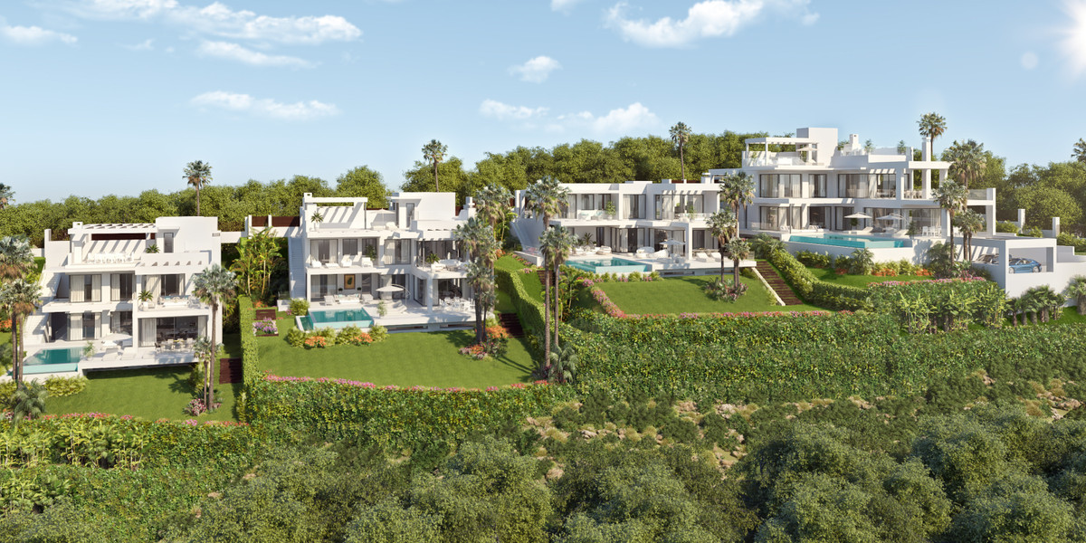 New Development: Prices from € 1,170,000 to € 1,710,500. [Beds: 3 - 5] [Baths: 4 - 5] [Bui, Spain