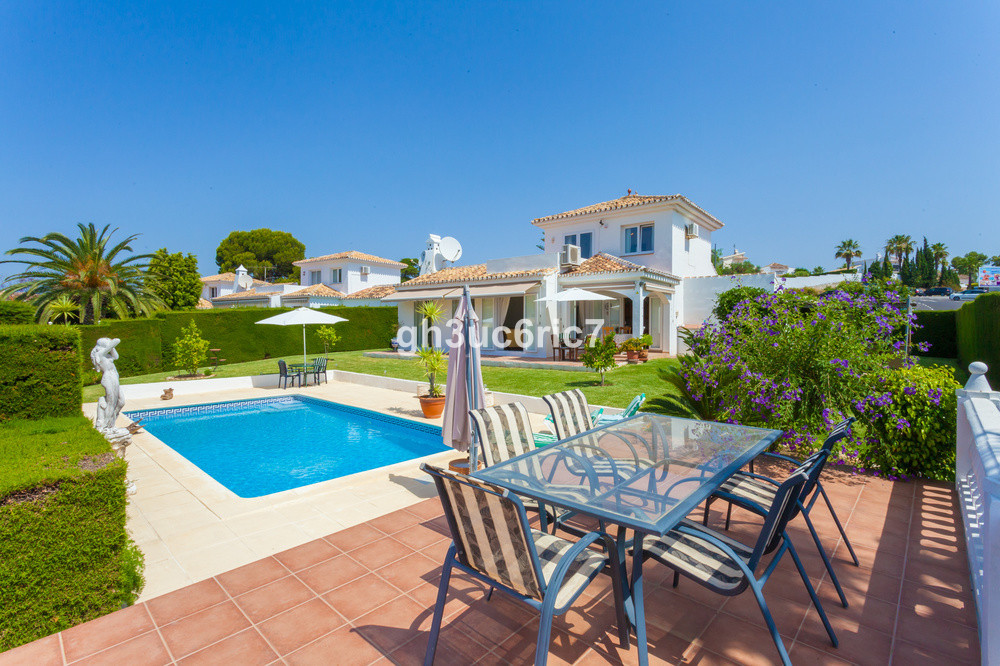 Superb villa located in lower Calahonda within an easy stroll to all amenities including the beach! ,Spain