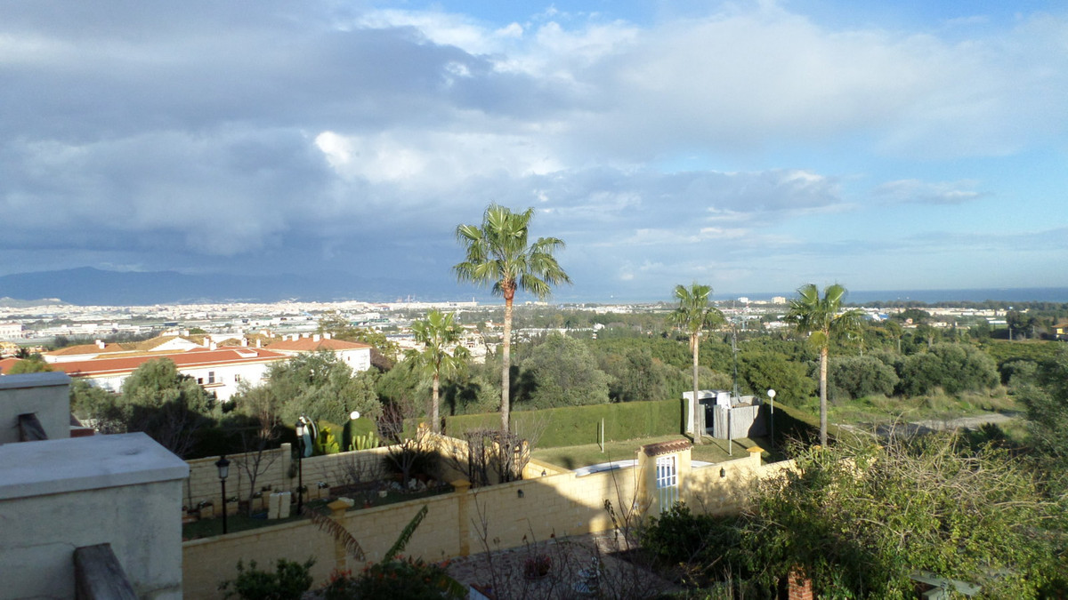 Semi-detached house of two floors and basement in Churriana area. 255 m2 divided in 3 floors in a pl,Spain