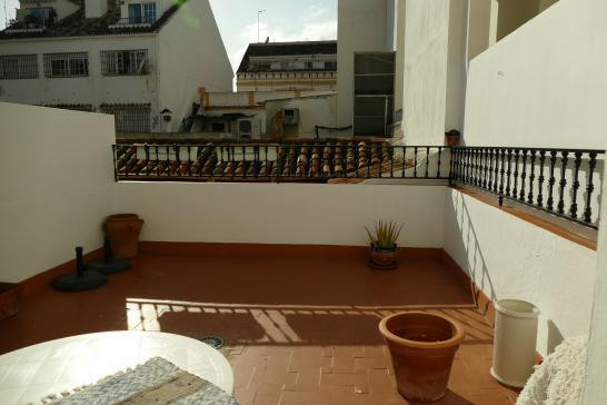 Compact, nice and spacious first floor apartment in center of Fuengirola, only 100m to the beach and, Spain