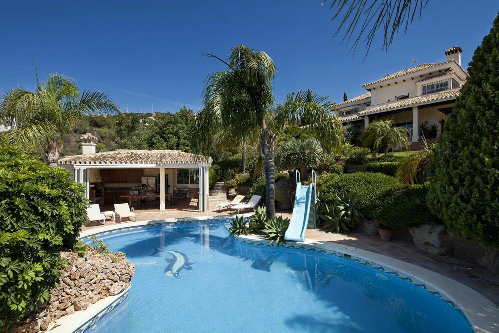 Amazing Finca on a 76855m2 plot in Altos de Los Monteros (East Marbella)  Unique country estate with, Spain