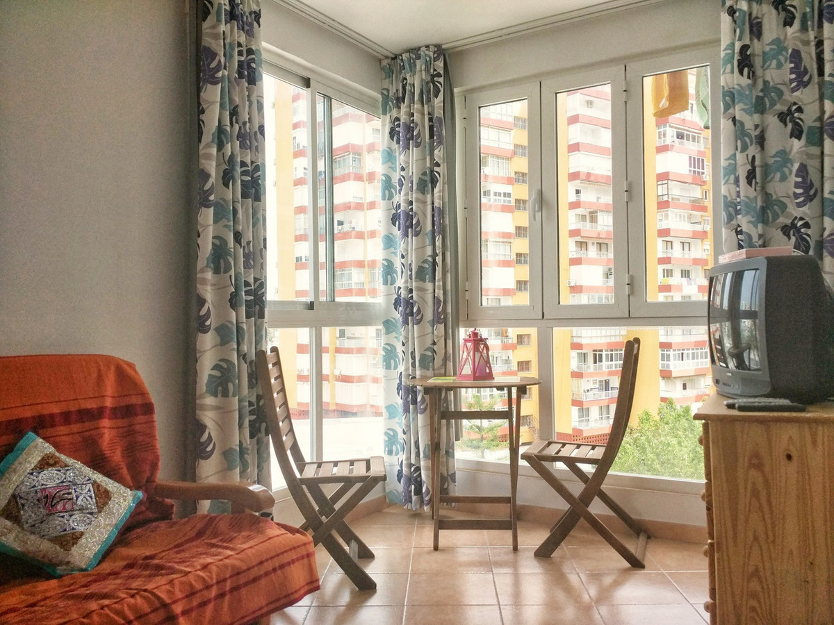 Very Cozy Studio recently converted into a 1 bedroom apartment, it features a kitchen, living room o, Spain